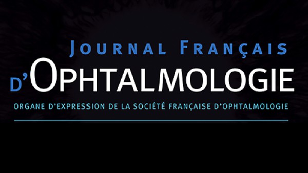 journal francais ophtalmologie coronavirus